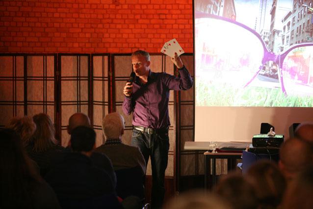Paul Smit – Verlichting voor luie mensen (17 januari 2015) | Sky ...