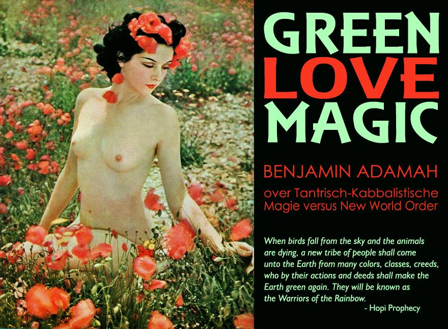 Green Love Magic