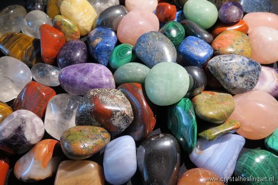 Beroemd Knuffelstenen-kristal-edelstenen-mineralen-gemstone-hugstones &HV99