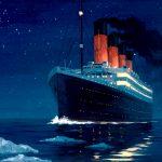 Titanic vierkant